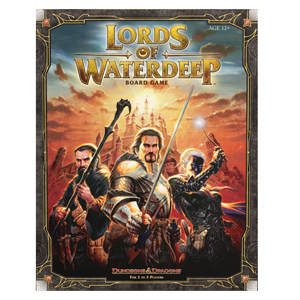 Lords of Waterdeep for iPad