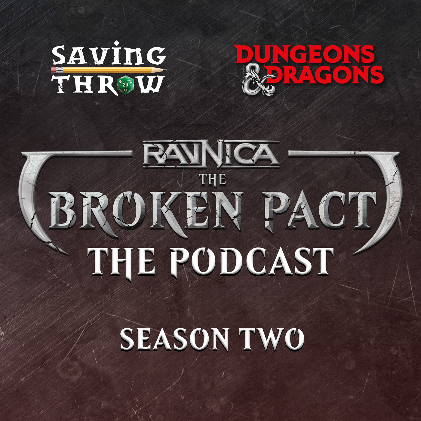 Broken Pact S2 Cover art