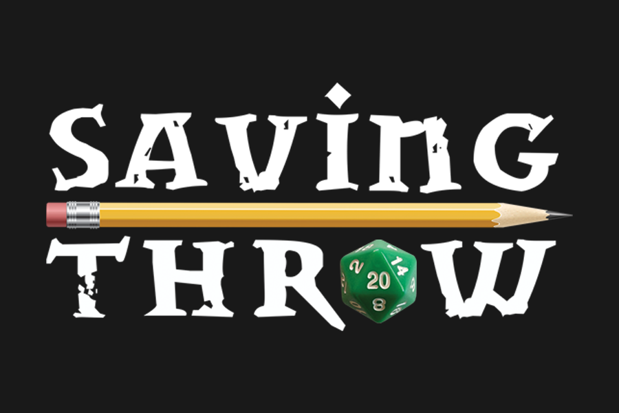 The Thing in the Corner - Saving Throw